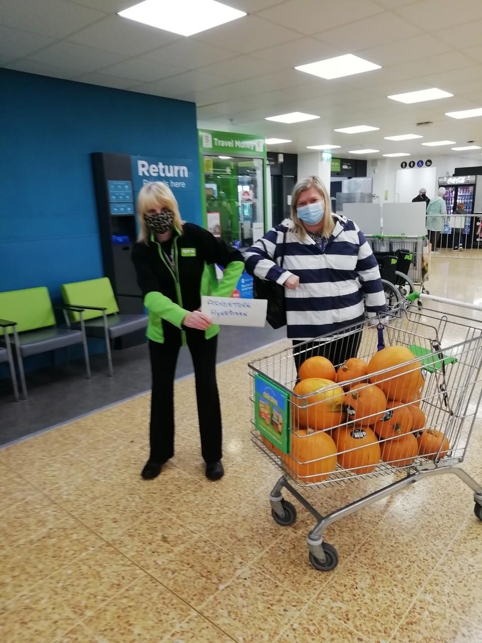Accrington's Great Big Pumpkin Hunt | Asda Accrington