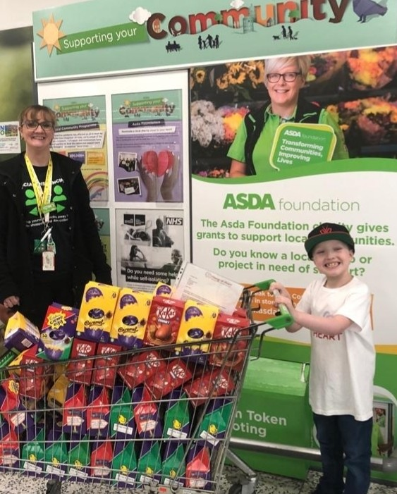 Eggs for little Alfie | Asda Small Heath