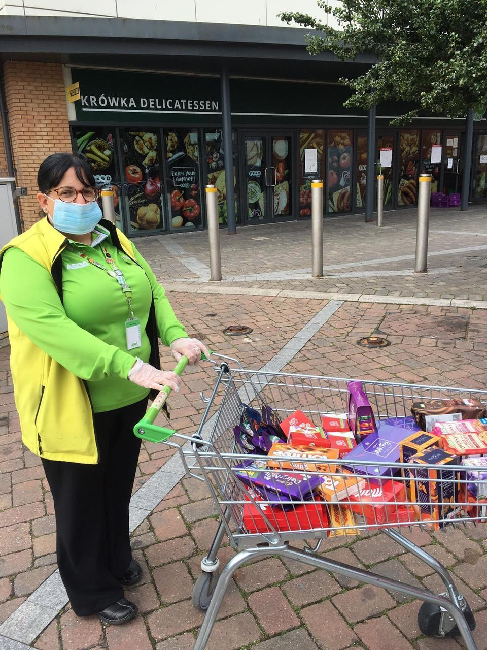 Fortroyal Community School donation  | Asda Worcester