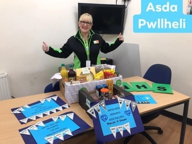 Celebrating 72 years of the NHS  | Asda Pwllheli