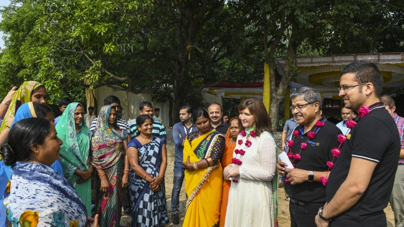 Walmart India and Walmart Foundation Announce Commitments to Support Sustainable Livelihoods for Farmers in India_4.jpg
