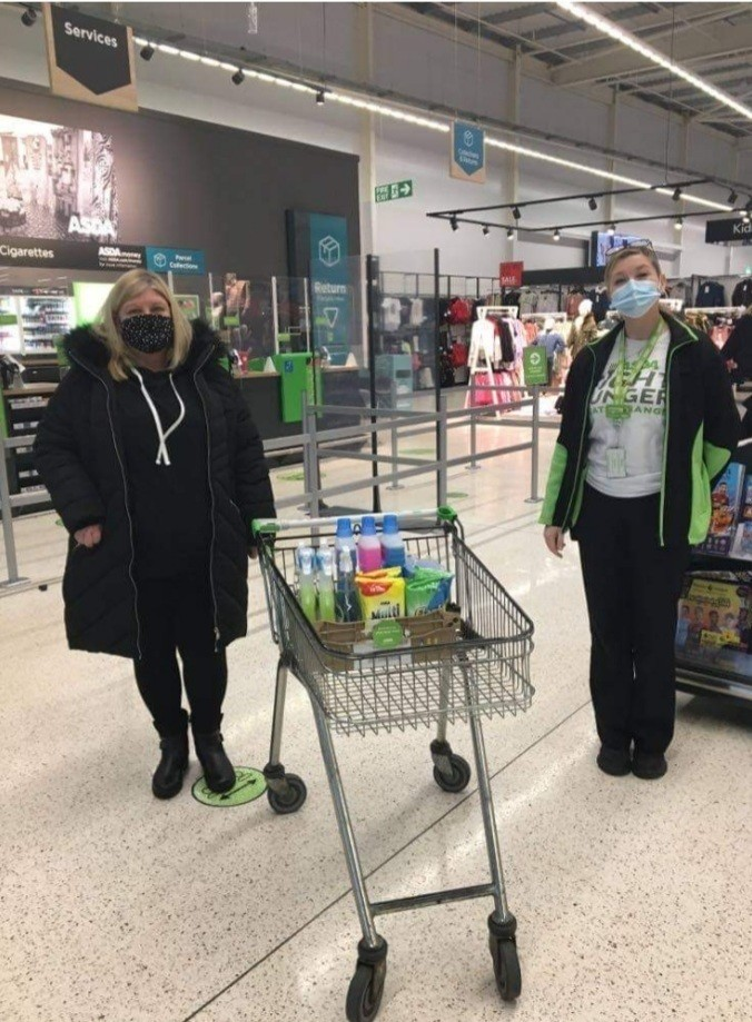 Supporting our community | Asda Glenrothes