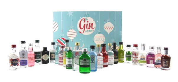 Asda gin advent calendar