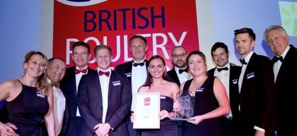 Asda has been named Poultry Retailer of the Year