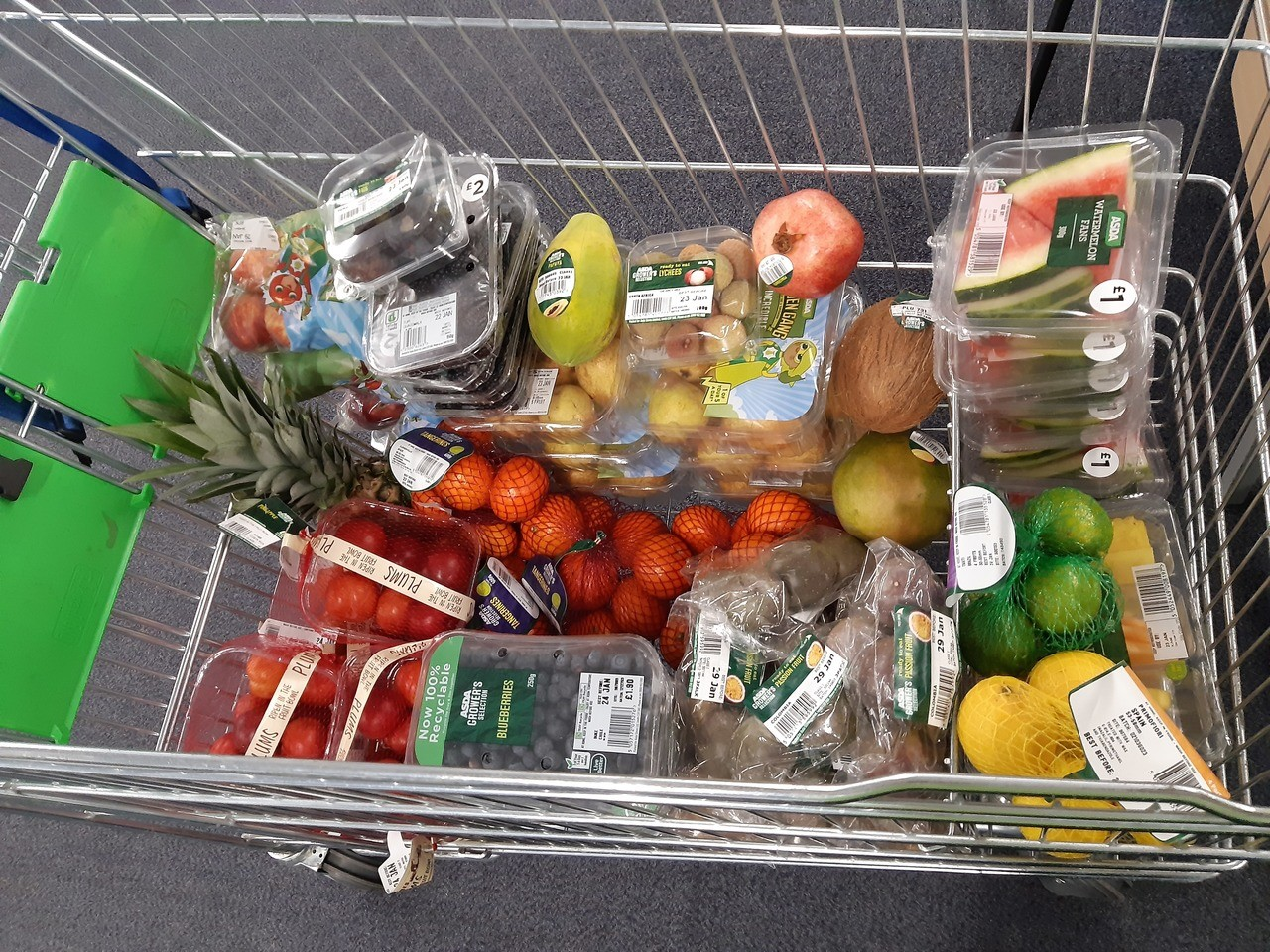 Healthy eating in lockdown  | Asda Trafford Park