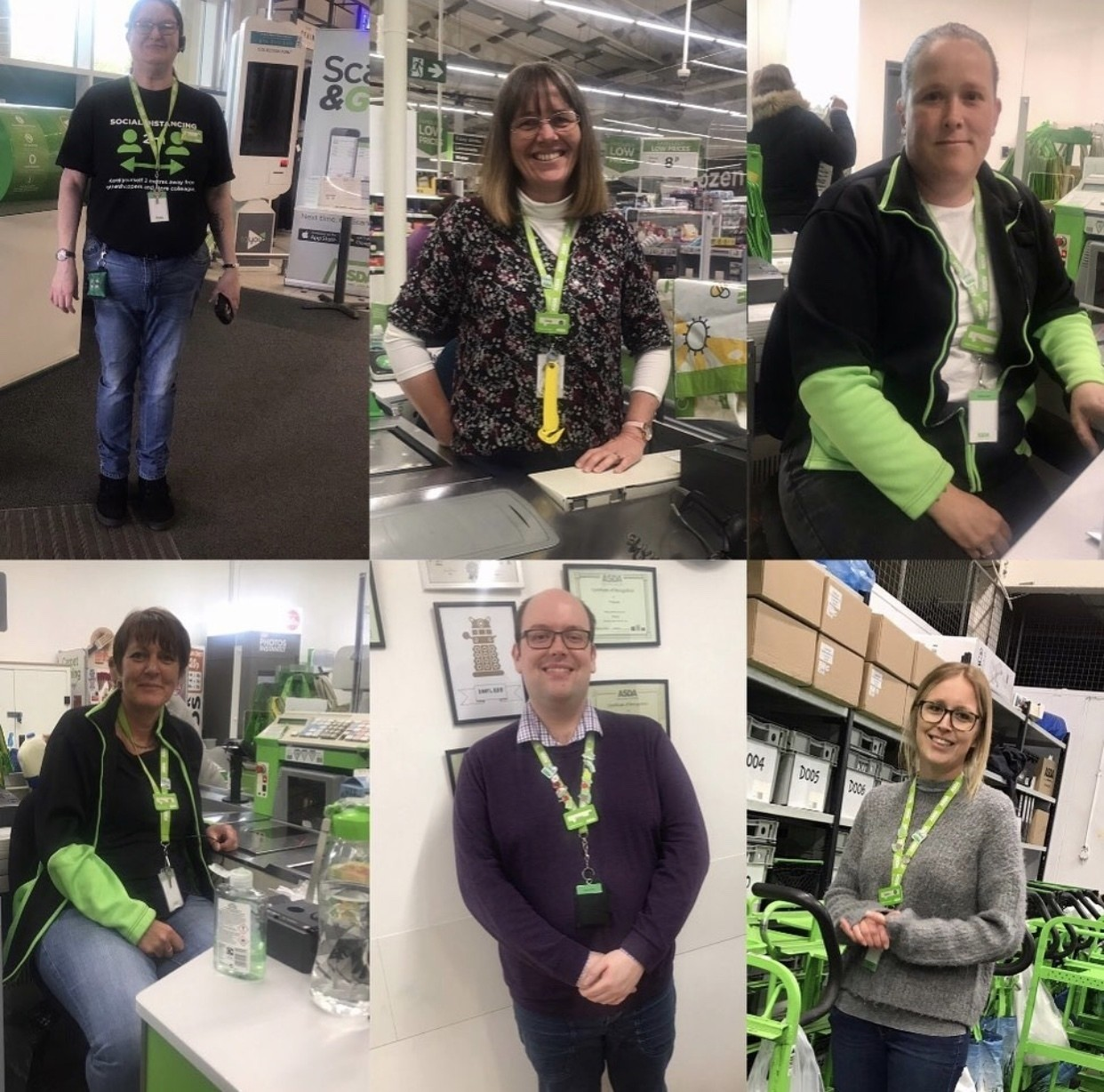 Denim for Dementia Weekend | Asda Frome