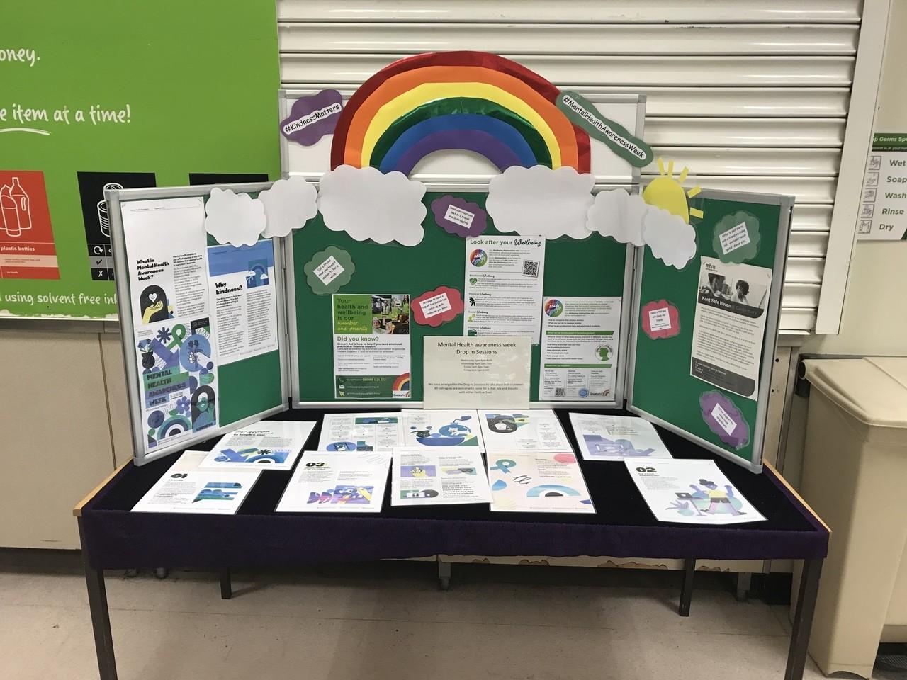 Mental health awareness week | Asda Canterbury