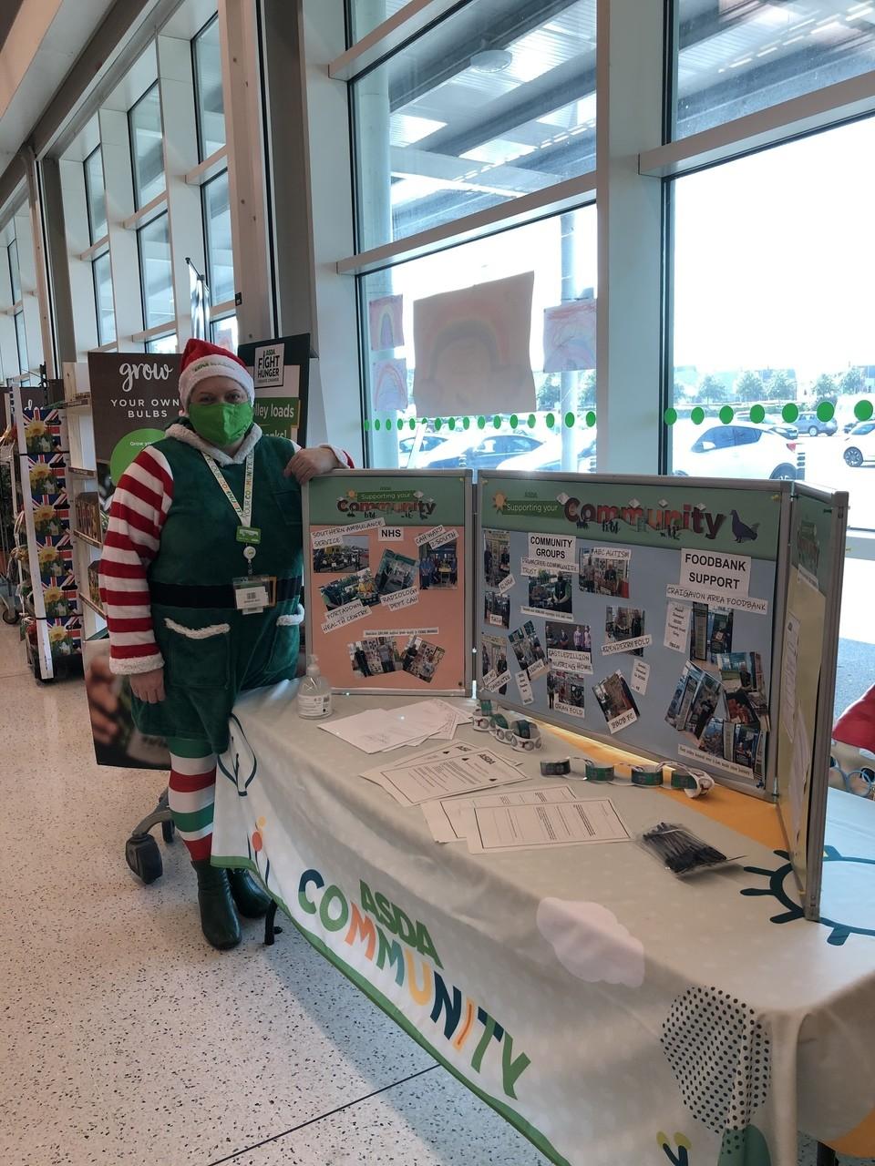 Asda Foundation Christmas giving | Asda Portadown