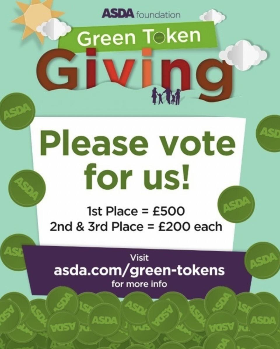 Green Token Giving | Asda Worksop