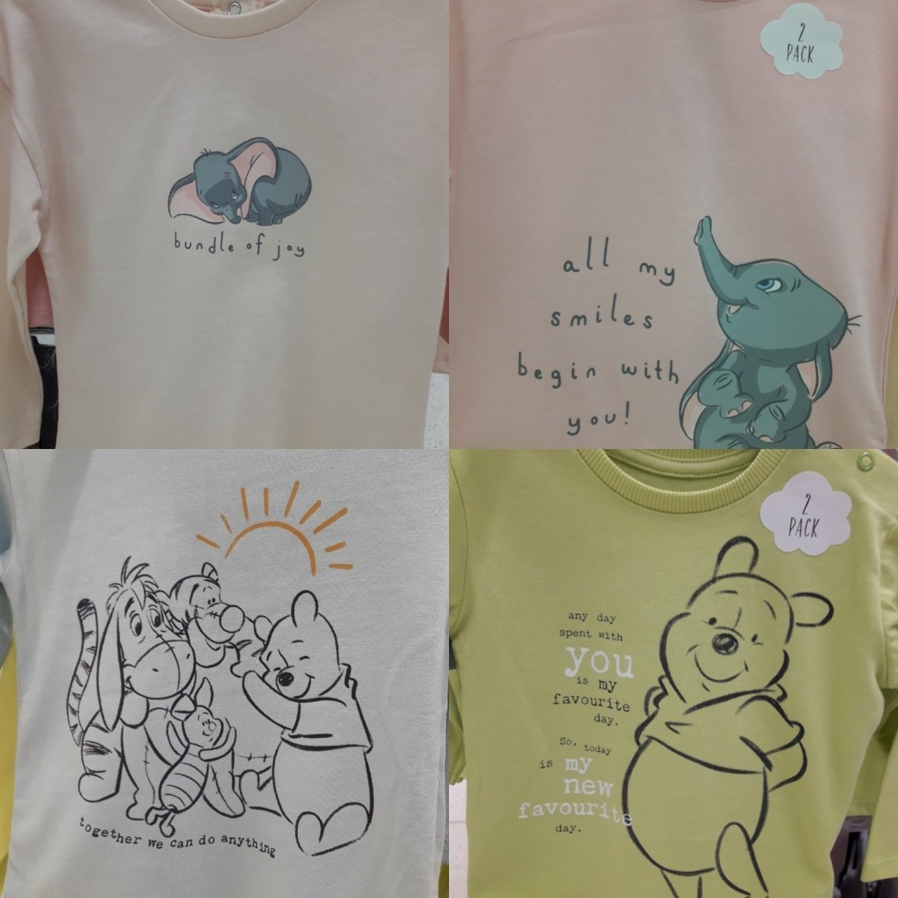 New Baby clothing range | Asda Rawtenstall