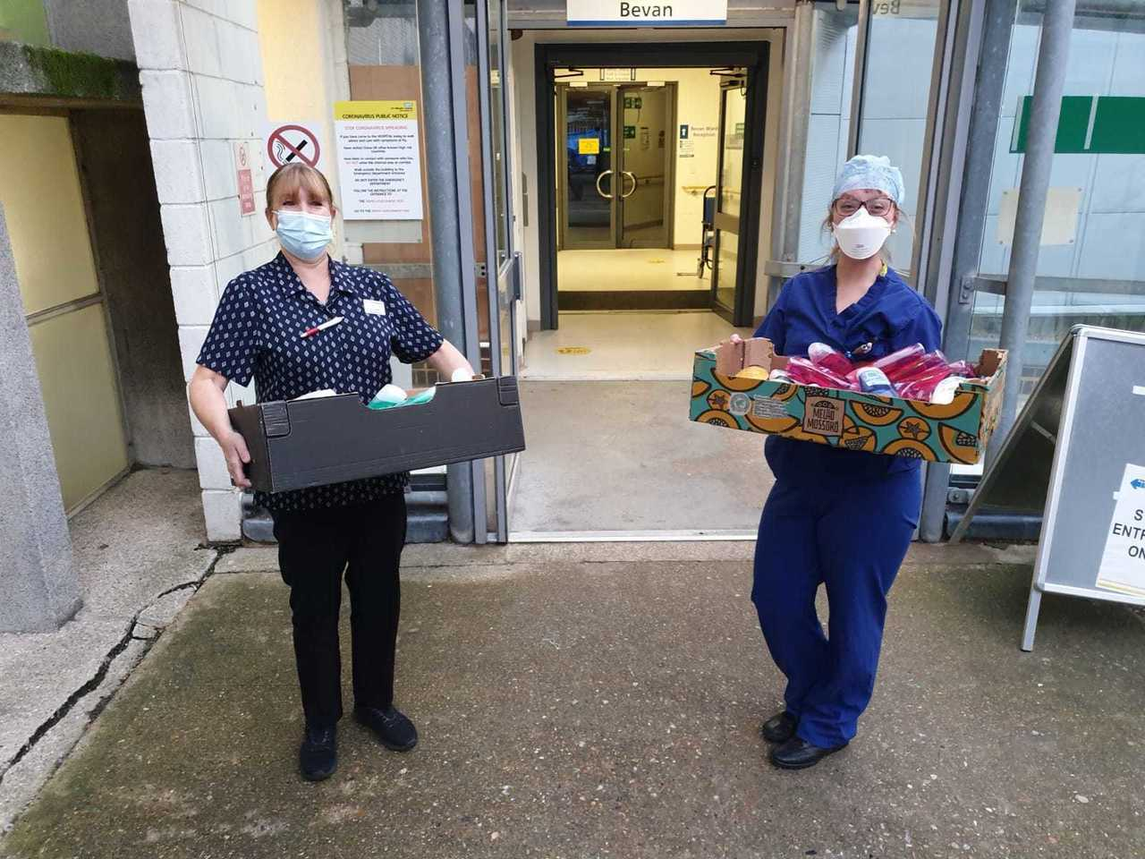 Hillingdon Hospital Charity donation request | Asda Hayes