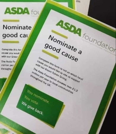 Green Token Giving | Asda Cape Hill