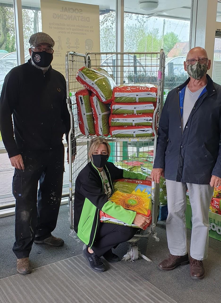 Supporting our Veterans🤗 | Asda Sutton in Ashfield