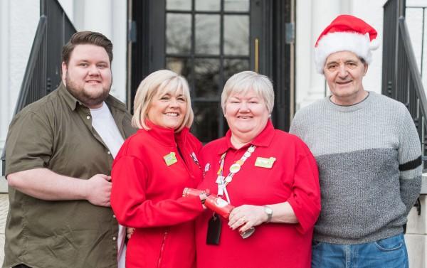 Asda Coatbridge Christmas surprise