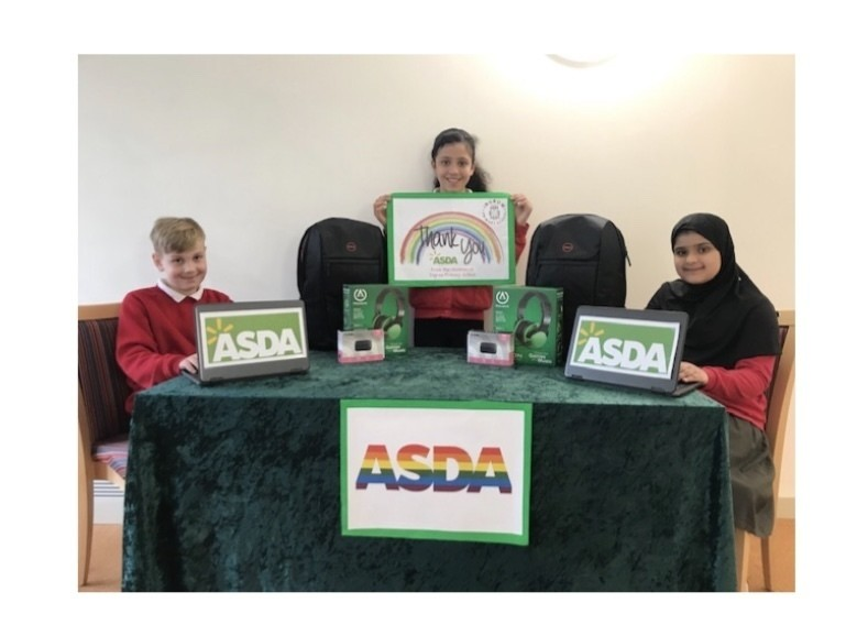 Laptops for lngrow Primary | Asda Keighley