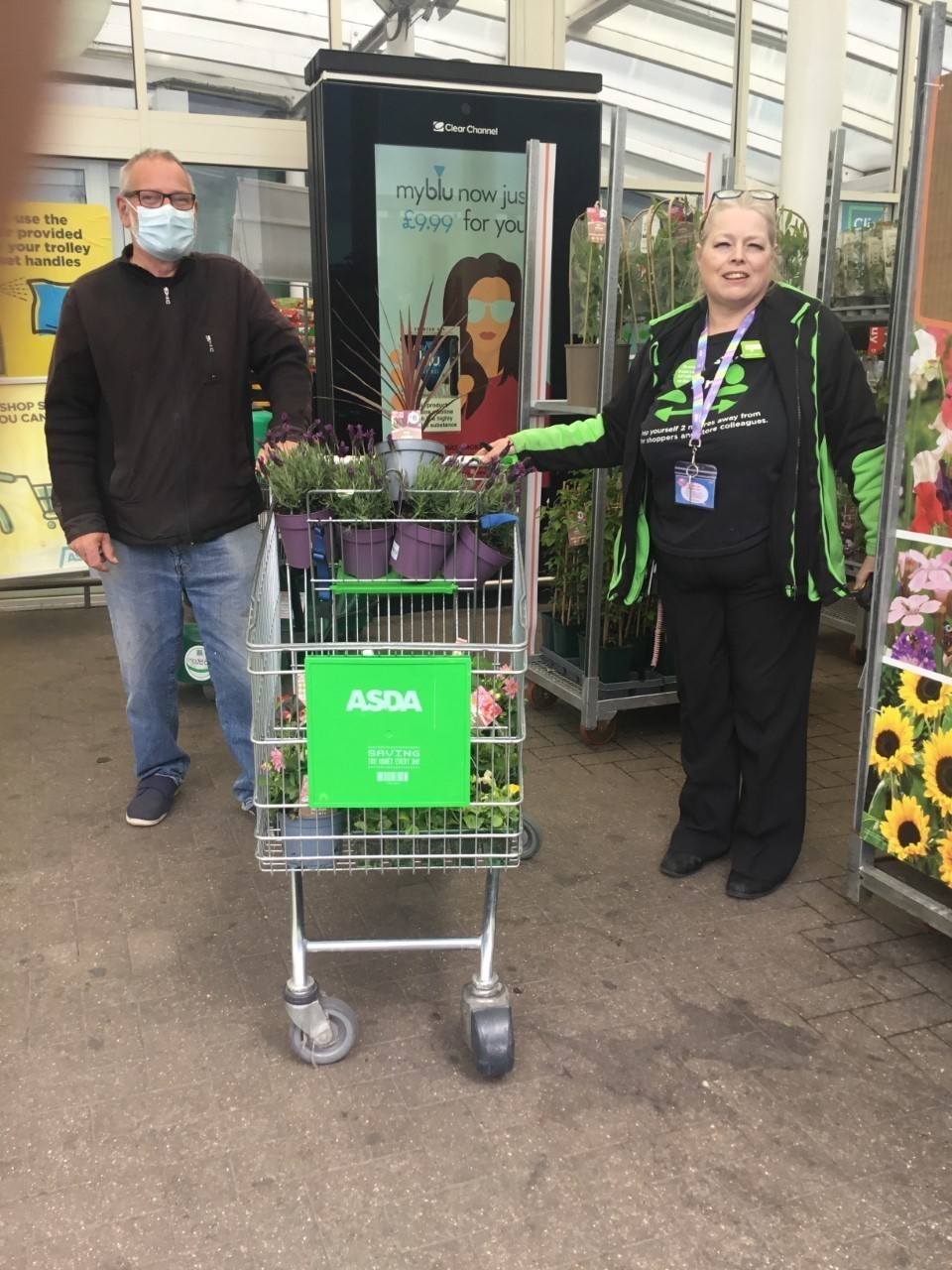 Improving the area for our community | Asda Bridgwater