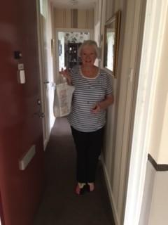 Grant for St Columbas Sheltered Housing | Asda Dundee Kirkton