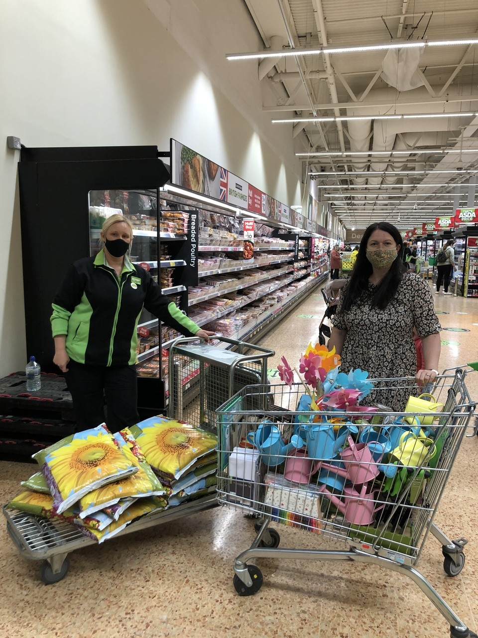 Supporting our local community | Asda Derby