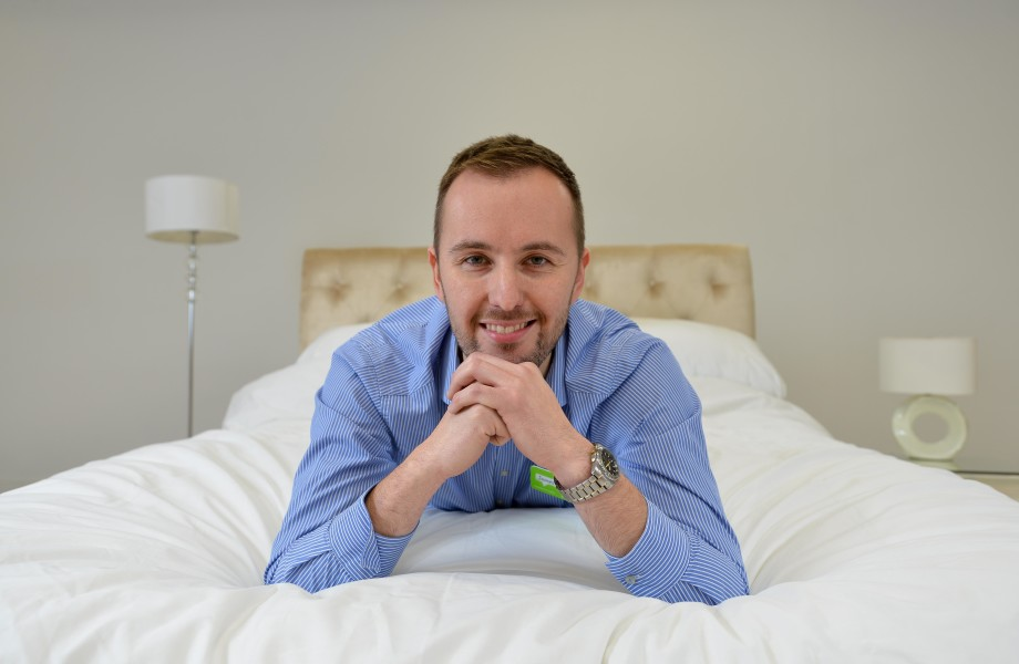 James Johnson, George Home Bed Buyer