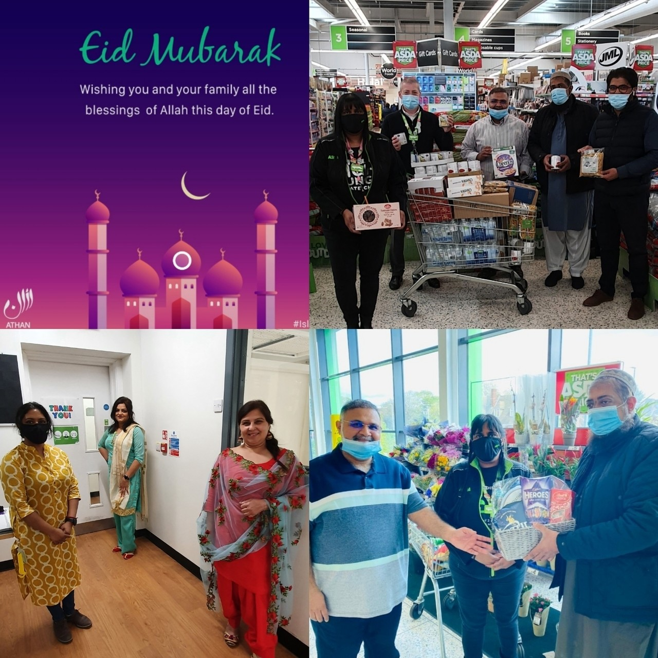 Eid Mubarak 🎉 | Asda Hayes