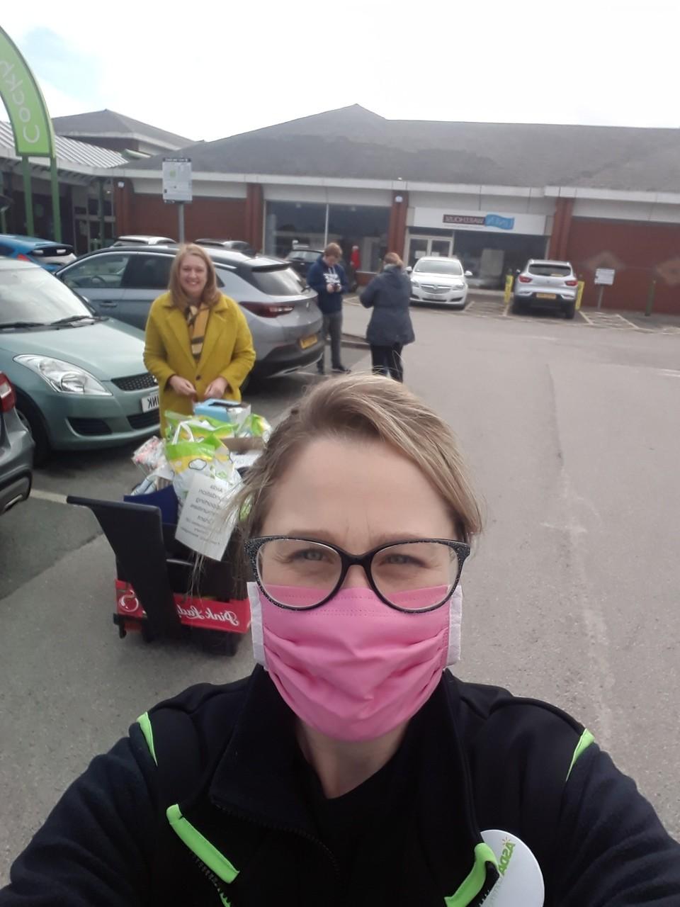 Helping the community | Asda Warrington