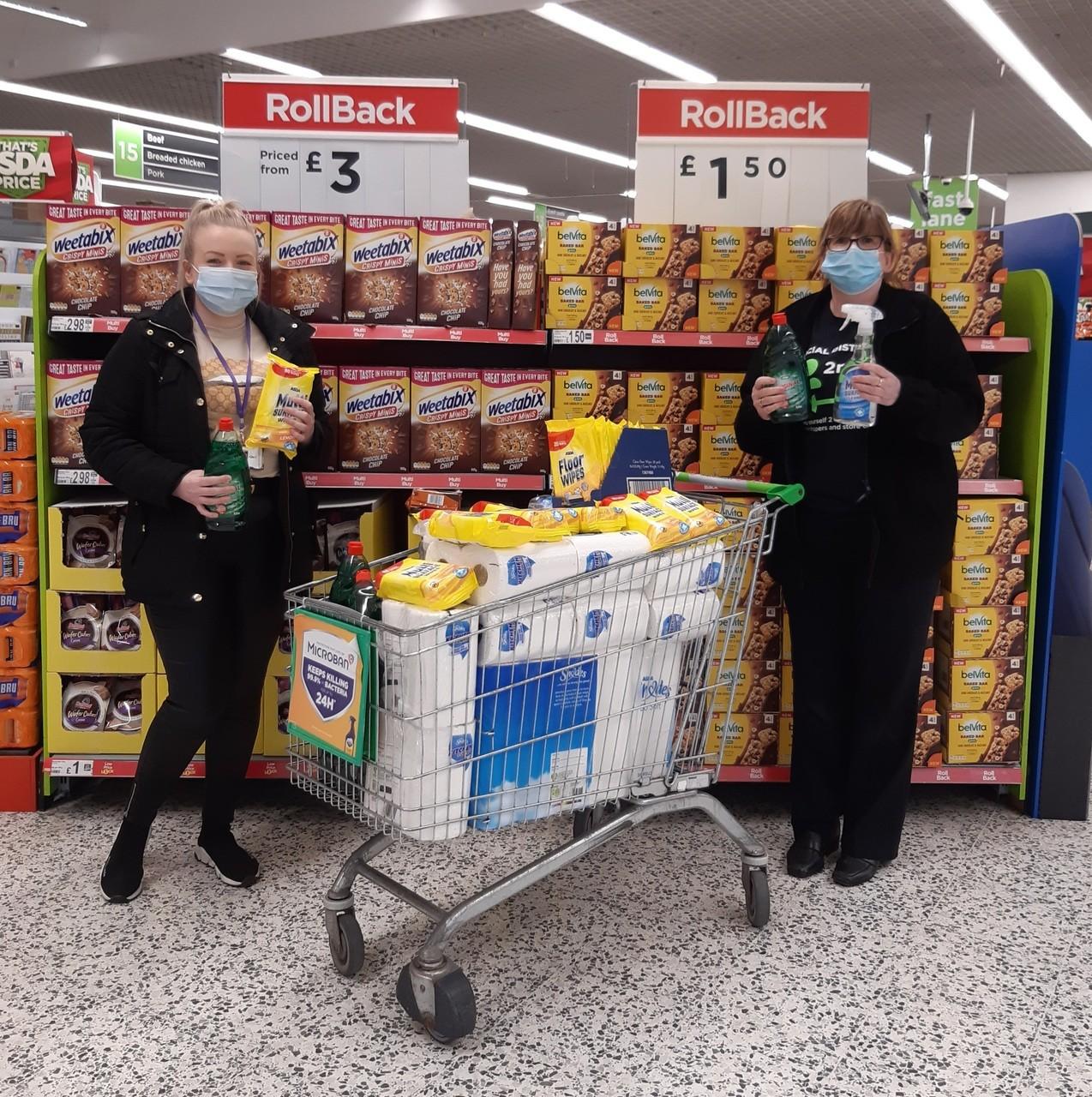 Community Donation (April) | Asda Kirkcaldy