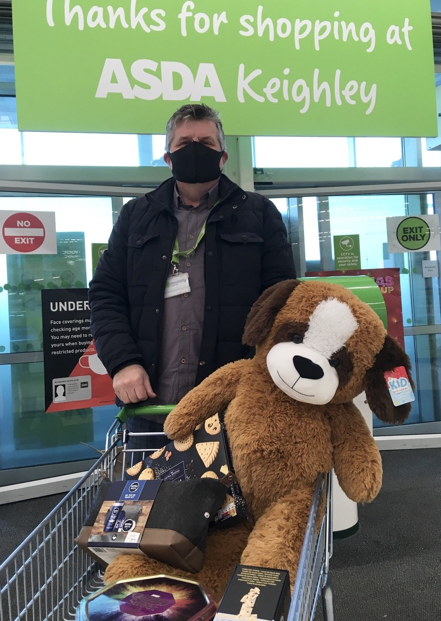 GP Surgeries fundraise for local Hospice   Asda Keighley