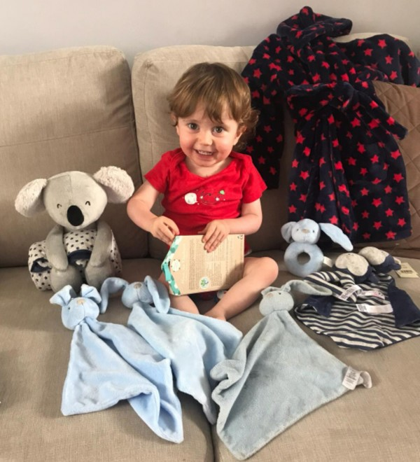 Asdas colleagues tracked down a discontinued comforter for George Tait