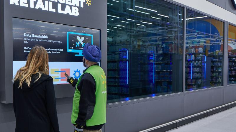 Resultado de imagen para Intelligent Retail Lab de Walmart
