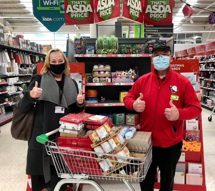 Staffordshire Women's Aid support | Asda Stafford