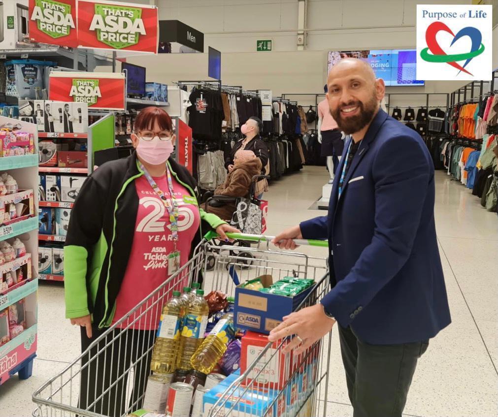 Purpose of life | Asda Worcester