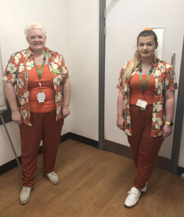 Crazy Shirt Day! | Asda Portadown