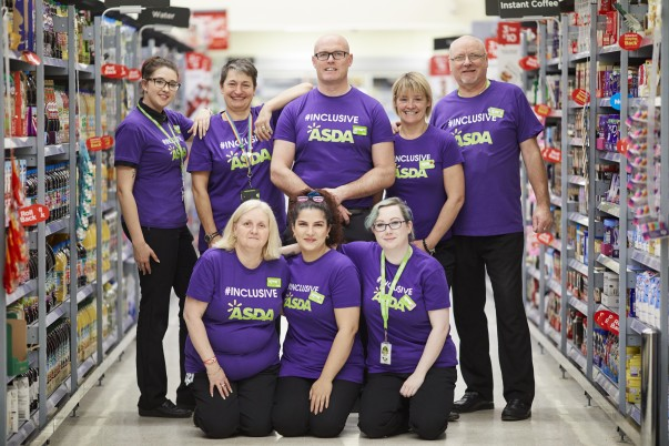 Asda Marple colleagues getting behind Purple Tuesday