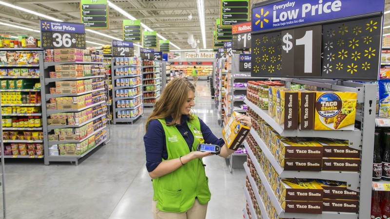 Walmart Order Groceries And Pick Up