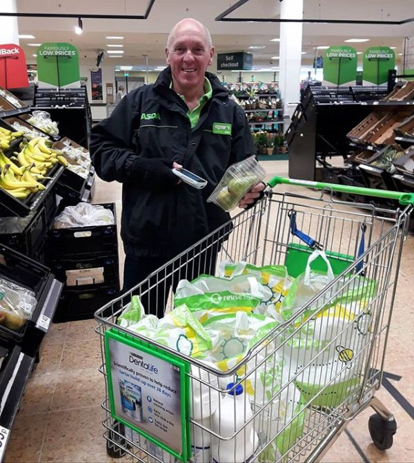 Steve Horley Asda Leamington Spa