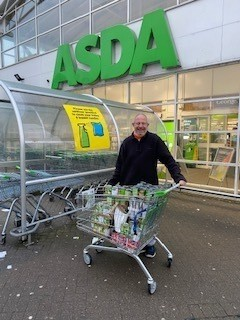 Donation to the Urban Outreach charity | Asda Bolton