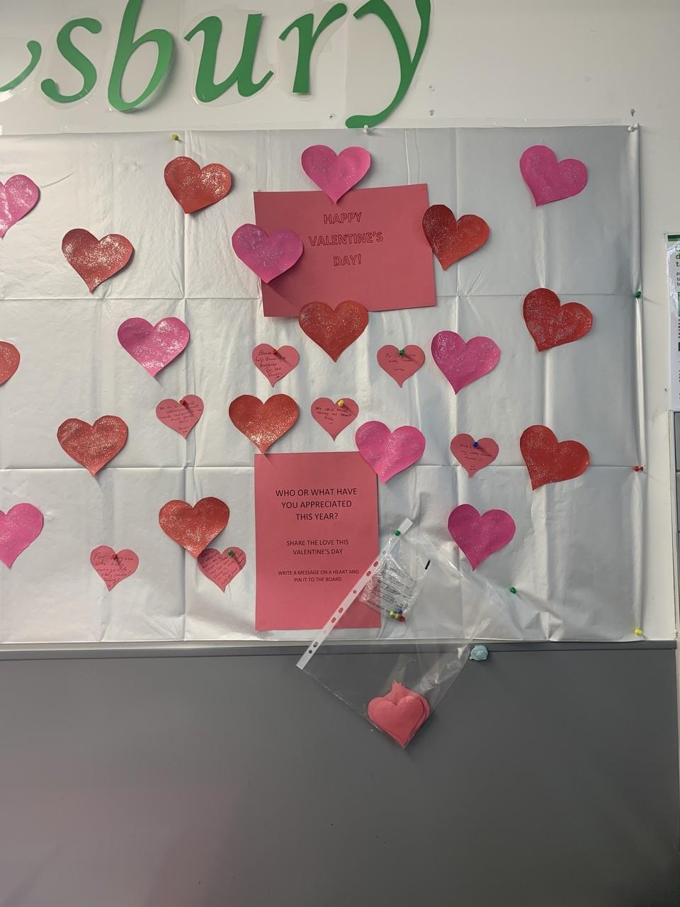 Sharing the love at Asda Shrewsbury | Asda Shrewsbury