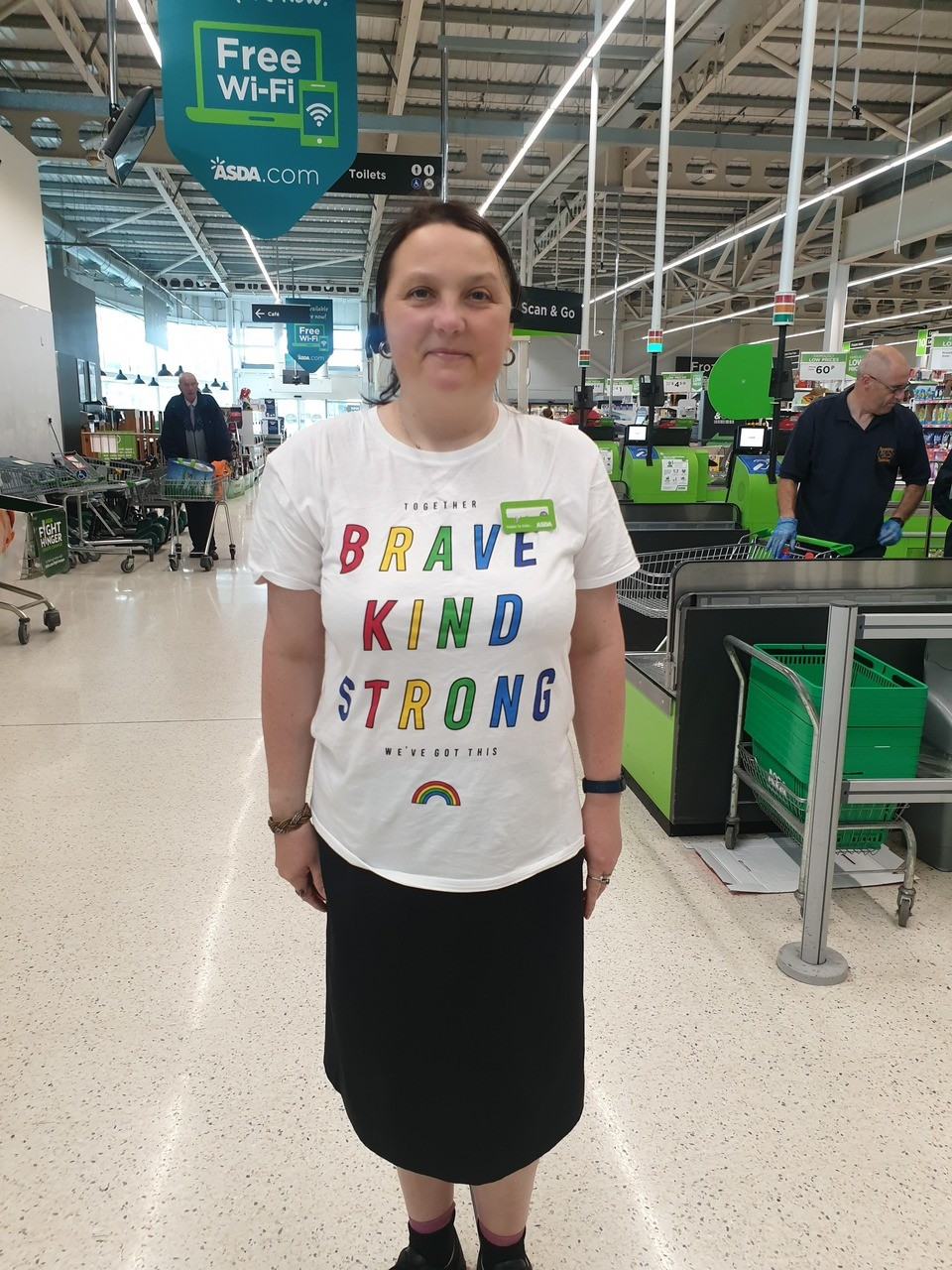 Celebrating Pride | Asda Newton Abbot