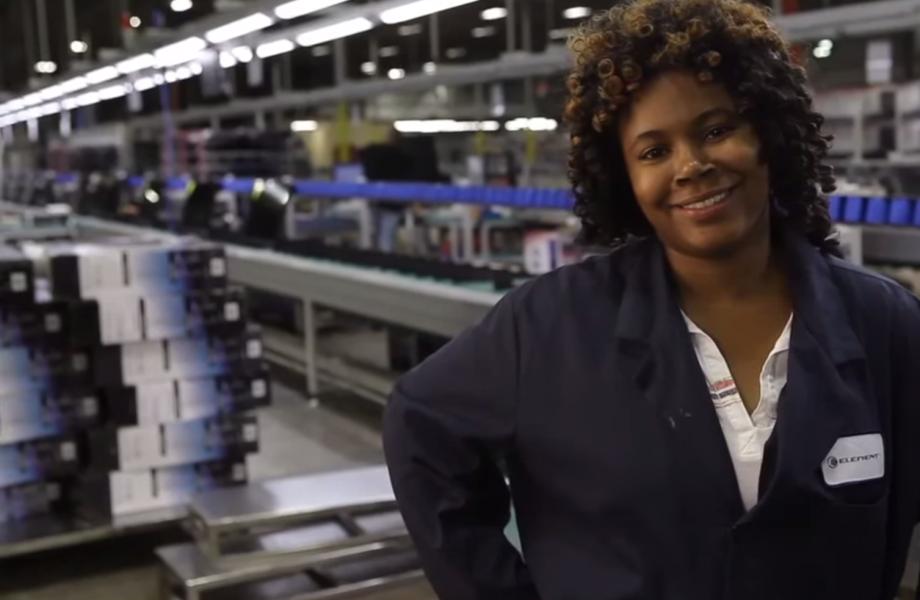 Walmart and Element Electronics Bring Jobs to Winnsboro, South Carolina Thumbnail
