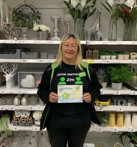 Denise praised for amazing customer service | Asda Gosforth