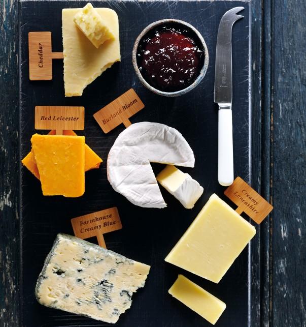 Asda Extra Special Cheese Board