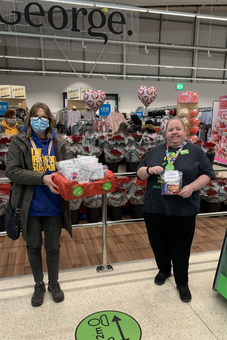 Spreading the love in our community | Asda Dewsbury