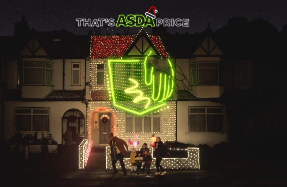 Asda Price Christmas ad