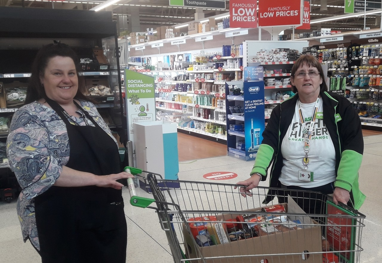 Community donations | Asda Westbrook