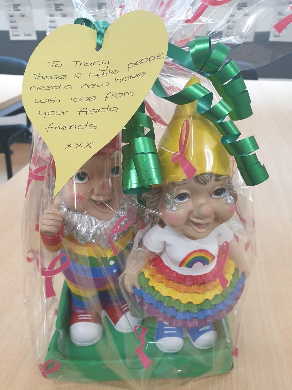 Gnome love   Asda Newport Isle of Wight