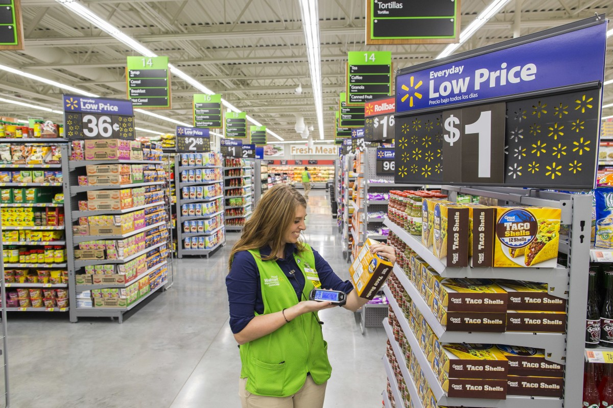 Walmart strategy drives growth and sustainable returns ...