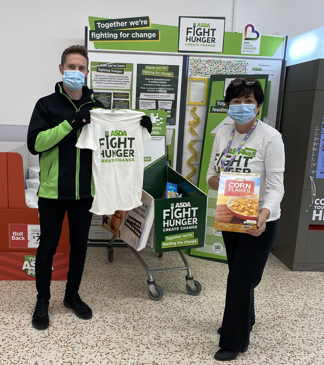 Barry's Evening of Music In Aid of Fight Hunger | Asda Cookstown