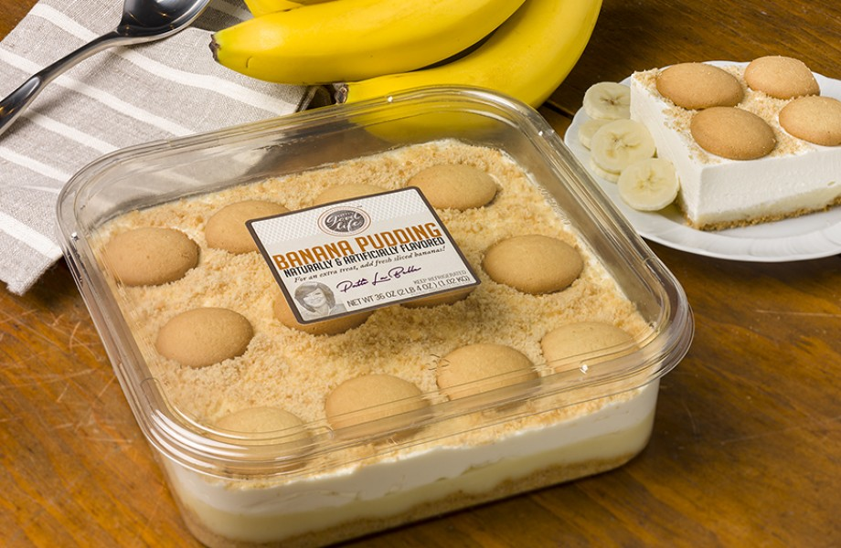 Patti LaBelle Banana Pudding
