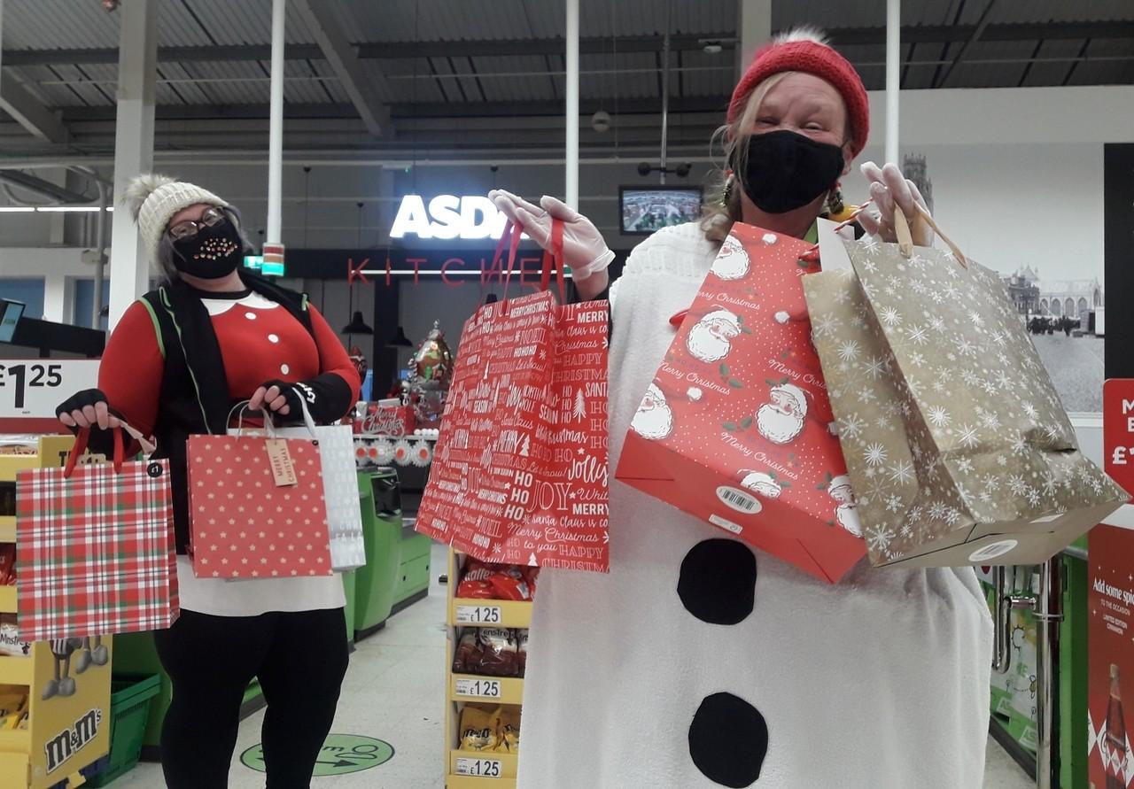 Christmas giving   Asda Boston