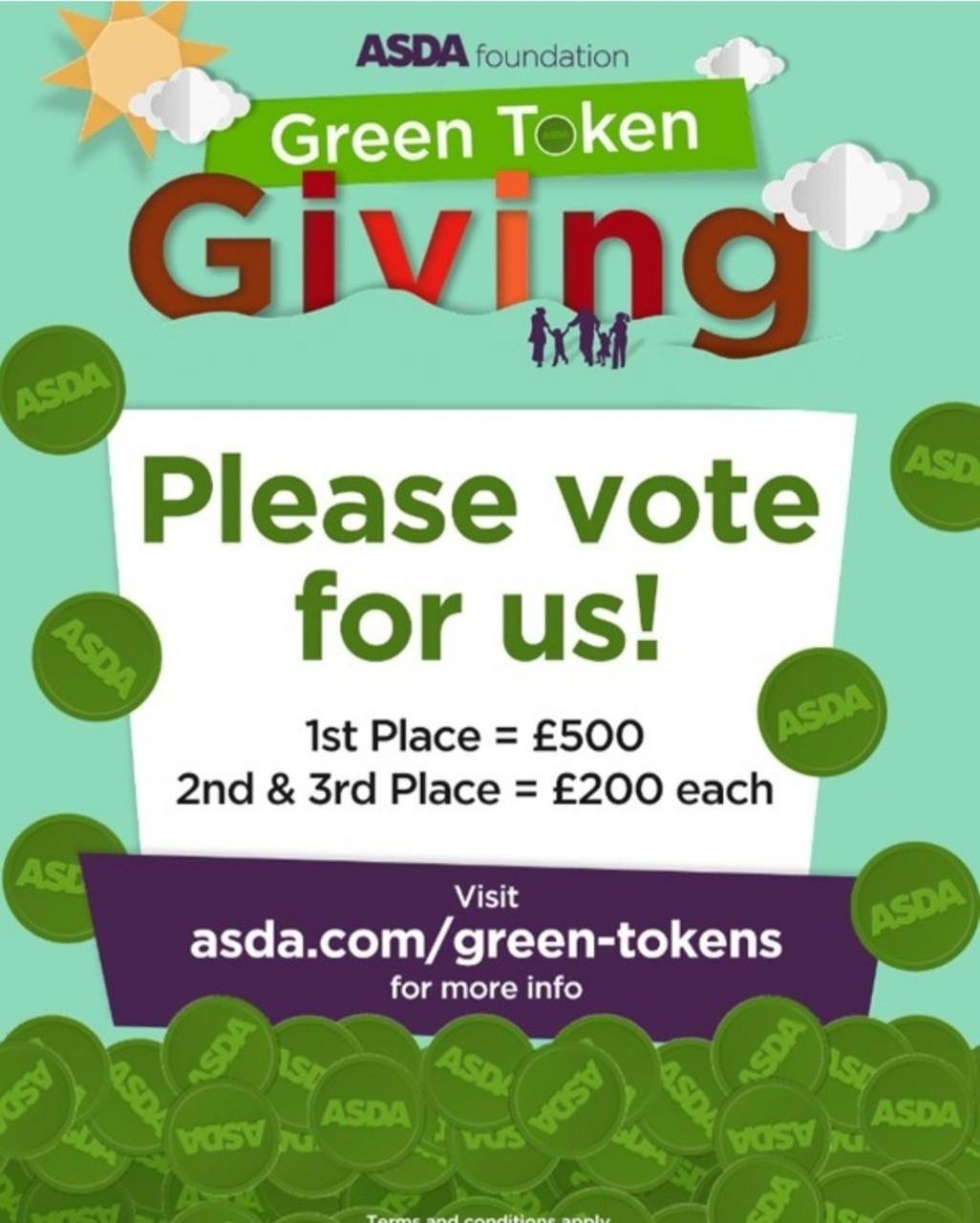 Green Token Giving is LIVE! | Asda Kilkeel